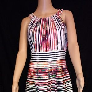 Gorgeous Colorful Nine West Dress